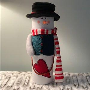 Snowman Gift Holder/ Decoration ⛄️